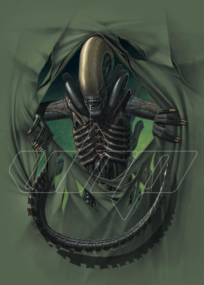 Alien Breakthrough