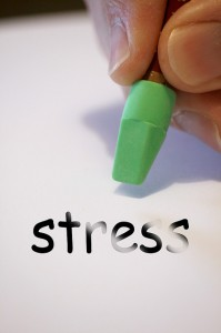 Erasing & eliminating stress