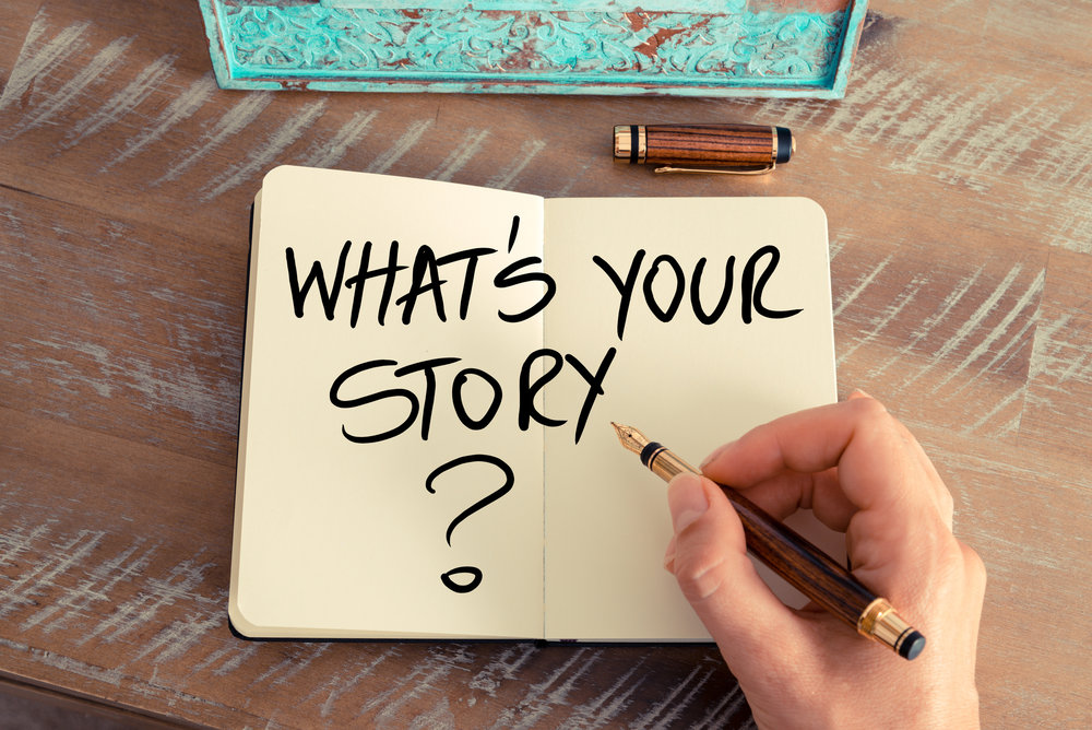 writing, editing and publishing - I share some of my thoughts on what I think makes a story great.