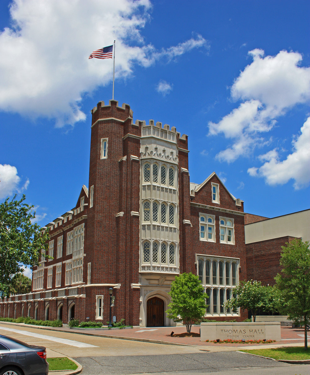 Loyola University Thomas Hall