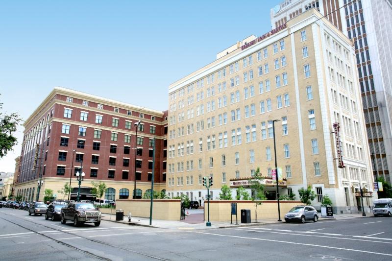 Drury Inn & Suites Addition