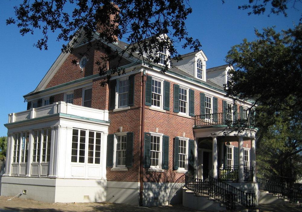 Tulane Alumni House Restoration