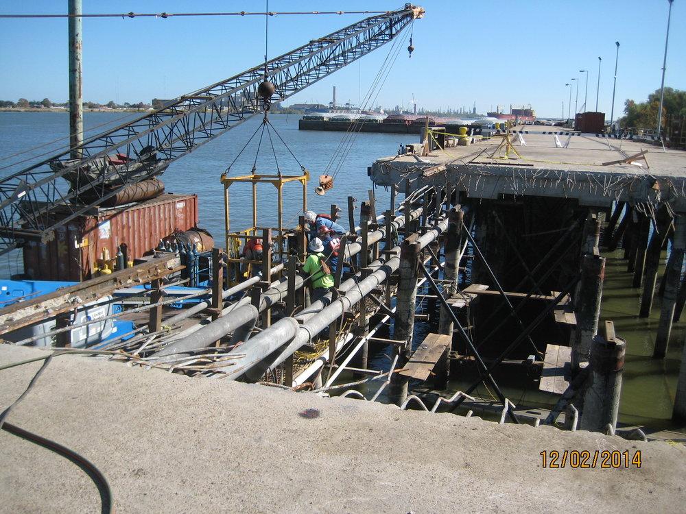 Hines Lane Wharf Impact Analysis