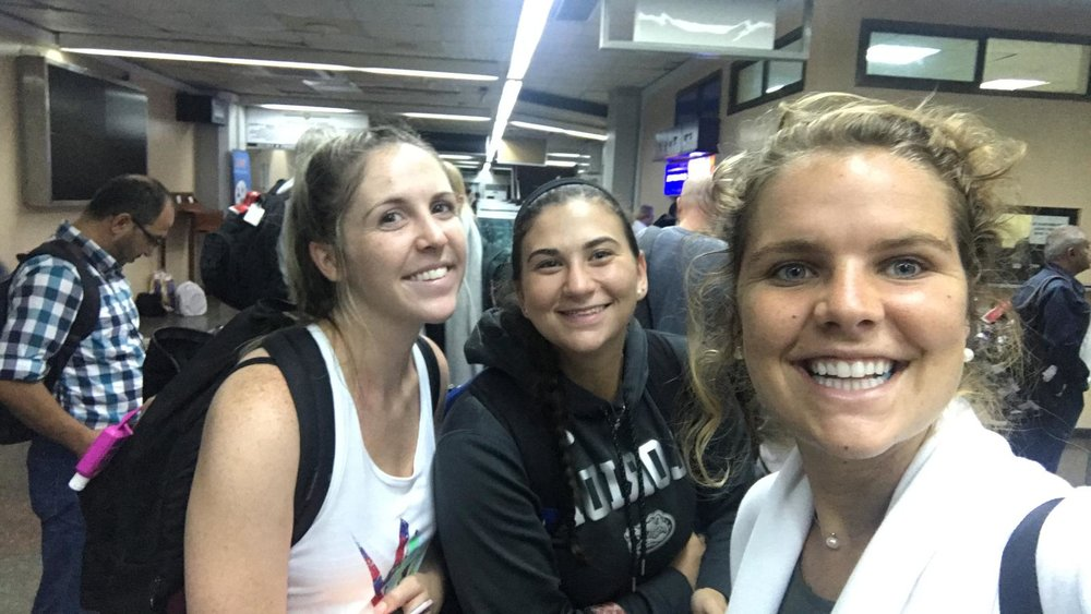Exhausted but myself, Sam and Caroline made it to Dar Es Salaam, Tanzania in the wee hours before flying to Dodoma.