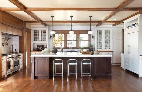 High End Kitchen Design Pictures. Traditional  kitchen designs Osborne Design House