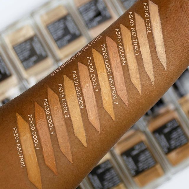 🗣 BROWN GIRL SQUAD! What's good? Listen, @covergirl dropped their #FullSpectrum Collection and I just had to share 😍. ARE WE HERE FOR IT 👀👇🏿? The *NEW* Matte Ambition Foundation comes in 20 shades (swipe left to see all the swatches) and ranges in price from $9-13! It's transfer-resistant and buildable! I'll be reviewing it on YouTube so stay tuned and be sure to subscribe @thebrowngirlswatches if you haven't already! Xo, #TheBrownGirlSwatches  #covergirl #fullspectrum  #melanin #brownskinpoppin  #melaninpoppin #blackgirlmagic #makeupformelaningirls #cocoaswatches #makeupforblackwomen #melaninmakeup #melaninrich #darkskin #darkskinned  #browngirls #beautyblogger  #blackwomenmakeup #browngirlmakeup #browngirlbeauty