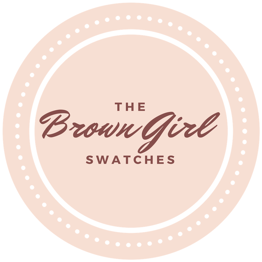 The Brown Girl Swatches