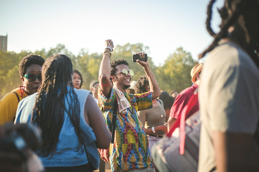Day 2- Good vibes at Afrochella - December 28th, 2019 - Ever wanted to turn up wit' ya people on the continent? Yeah us too. Today we will celebrate our homecoming at Ghana's newest African music festival, Afrochella. It's like Coachella only black and better.The festival features music, food (jollof anyone?) and even art. Afrochella is a celebration of African culture and the perfect place to celebrate your return to the gold coast.We've got good news - VIP Afrochella tickets are included in your trip price because we know you're here to have a really good time.Breakfast Included