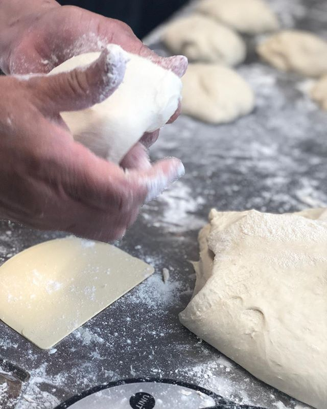 Naturally leavened and made by us 🤲 ♥️