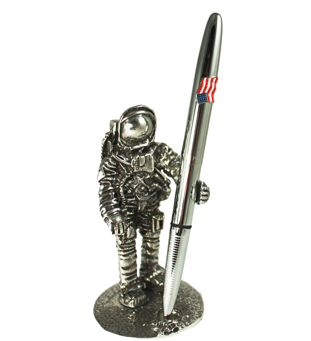 PH107 One Giant Step Astronaut - Pewter Made in USA