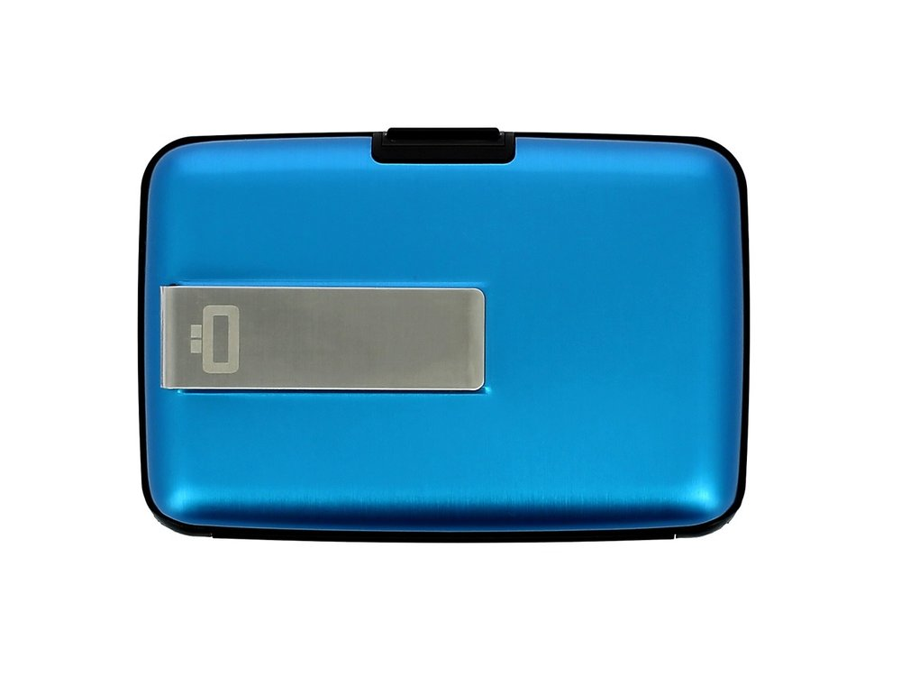 Stockholm Money Clip - Blue