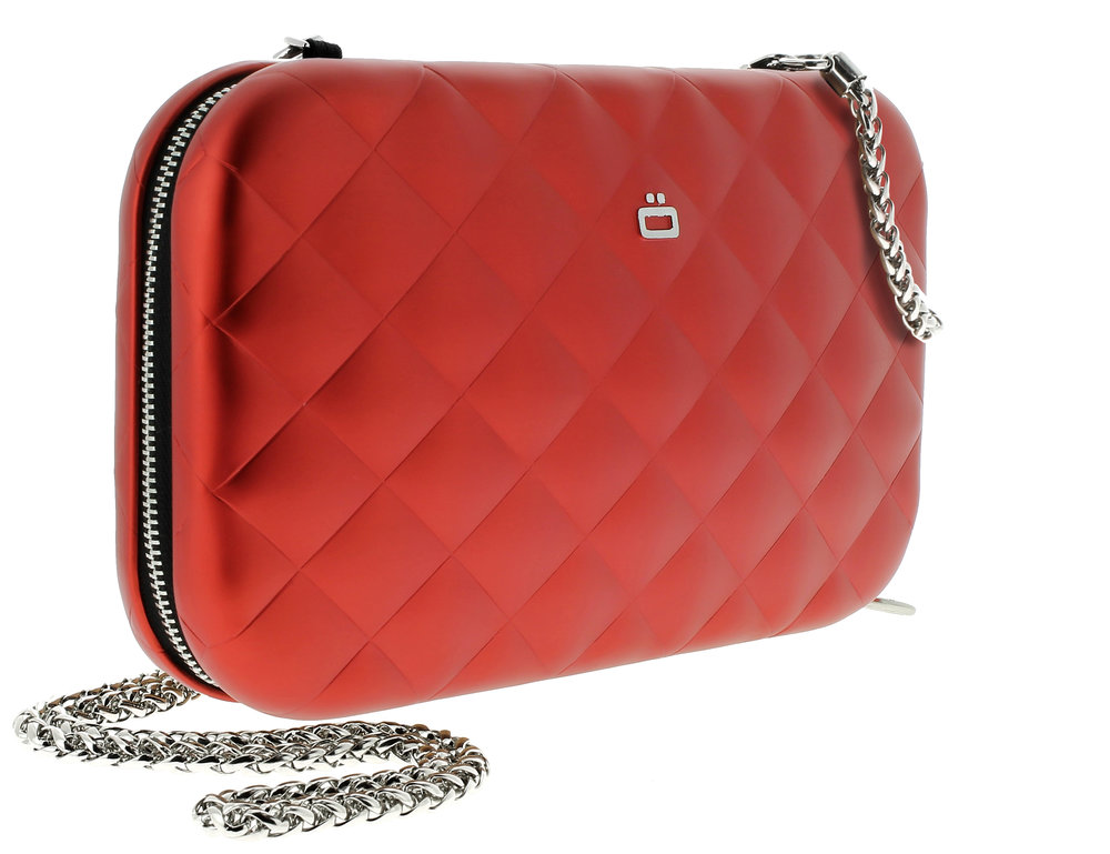 Quilted Lady Bag - Red