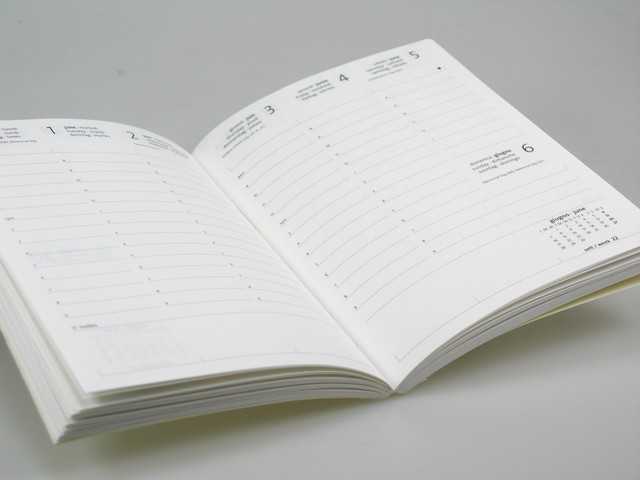 Smartbook Bullet Journal Weekly Planner