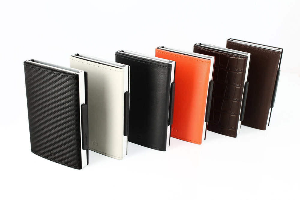 The Ogon Casdade Wallets