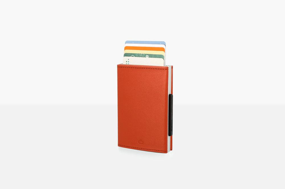 Ogon Cascade Wallet - Organge