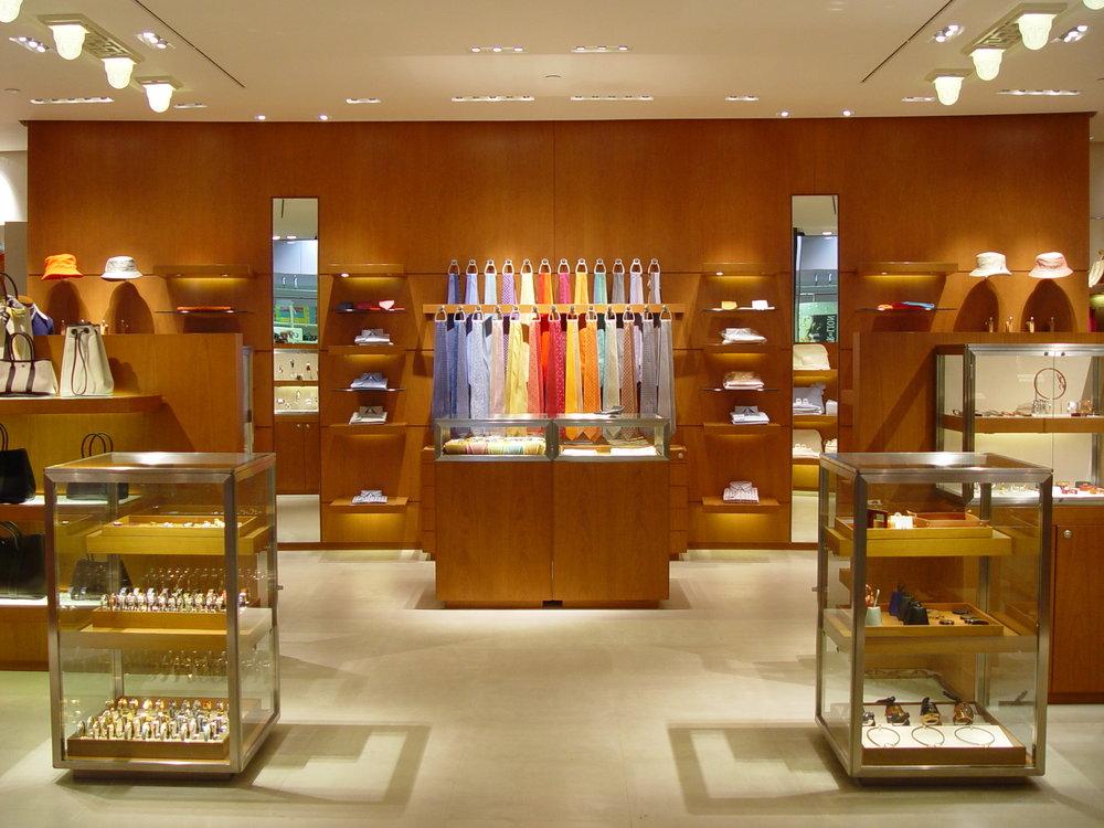 Shop internal