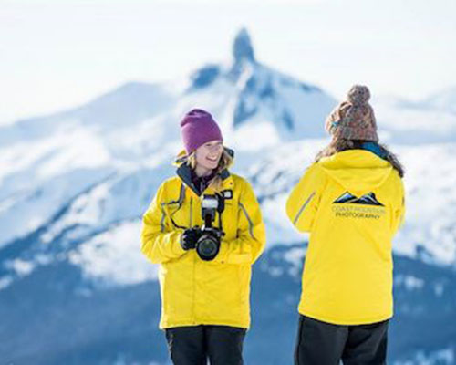 Coast Mountain Jackets