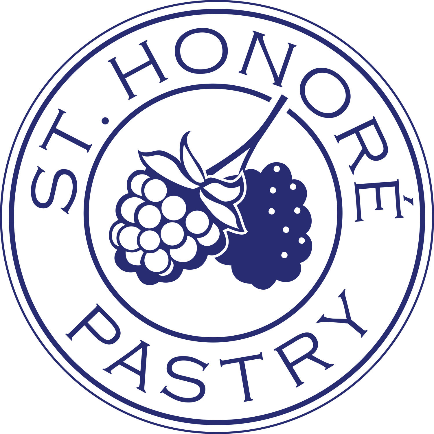 St. Honoré Pastry