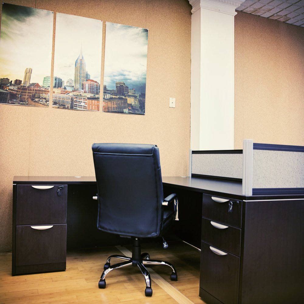 Open Space DeskStarting at $30 / Day -