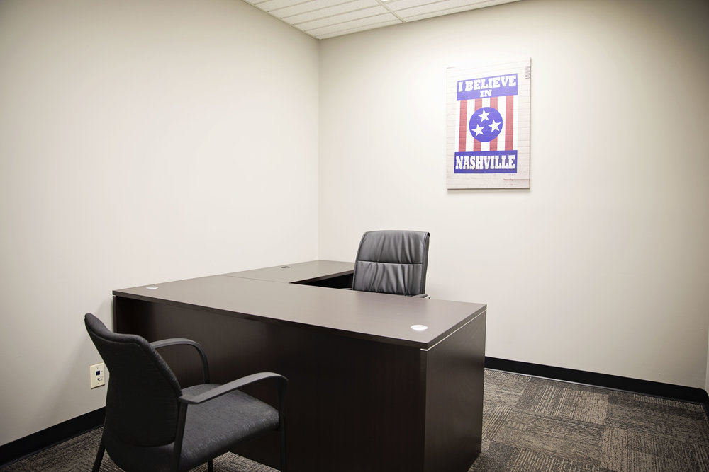 Private OfficeStarting at $50 / Day -