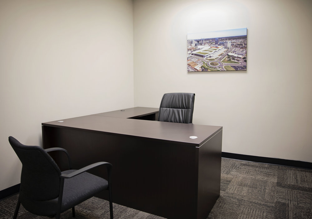 Executive Private Office  starting at $1225.00 / Month -
