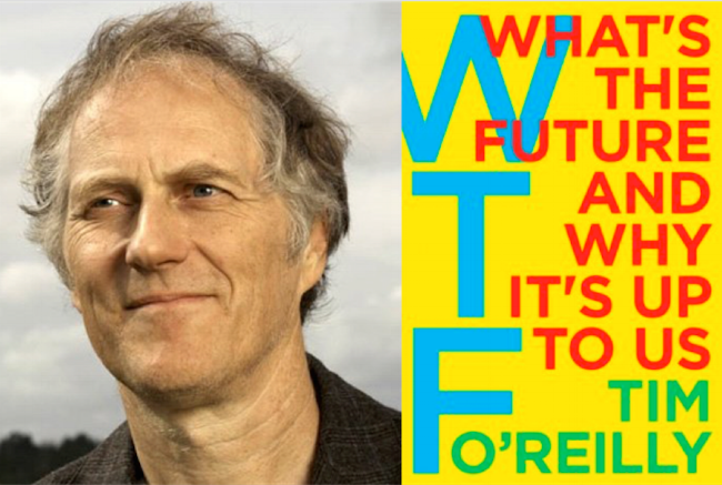 Episode 10: Tim O'Reilly | Tech's Past & Future | <font