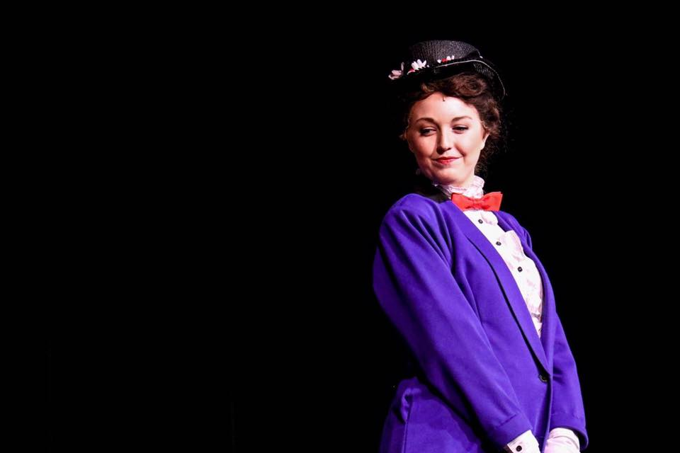 Lucy Shea as Mary Poppins