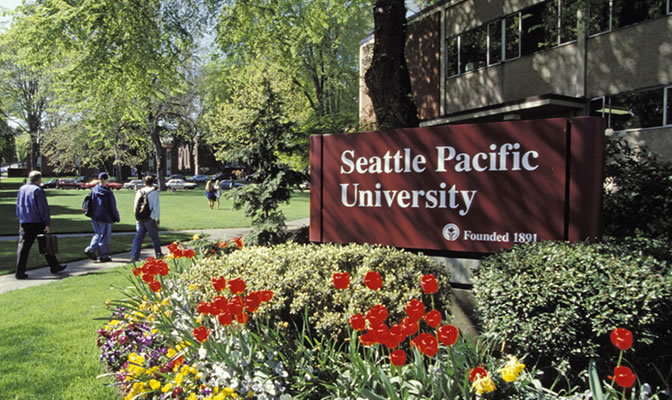 Seattle Pacific University Campus