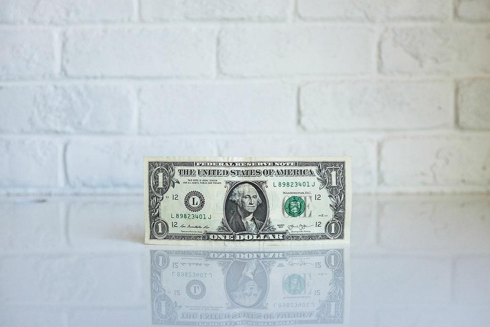 Money Matters - RSVP Below