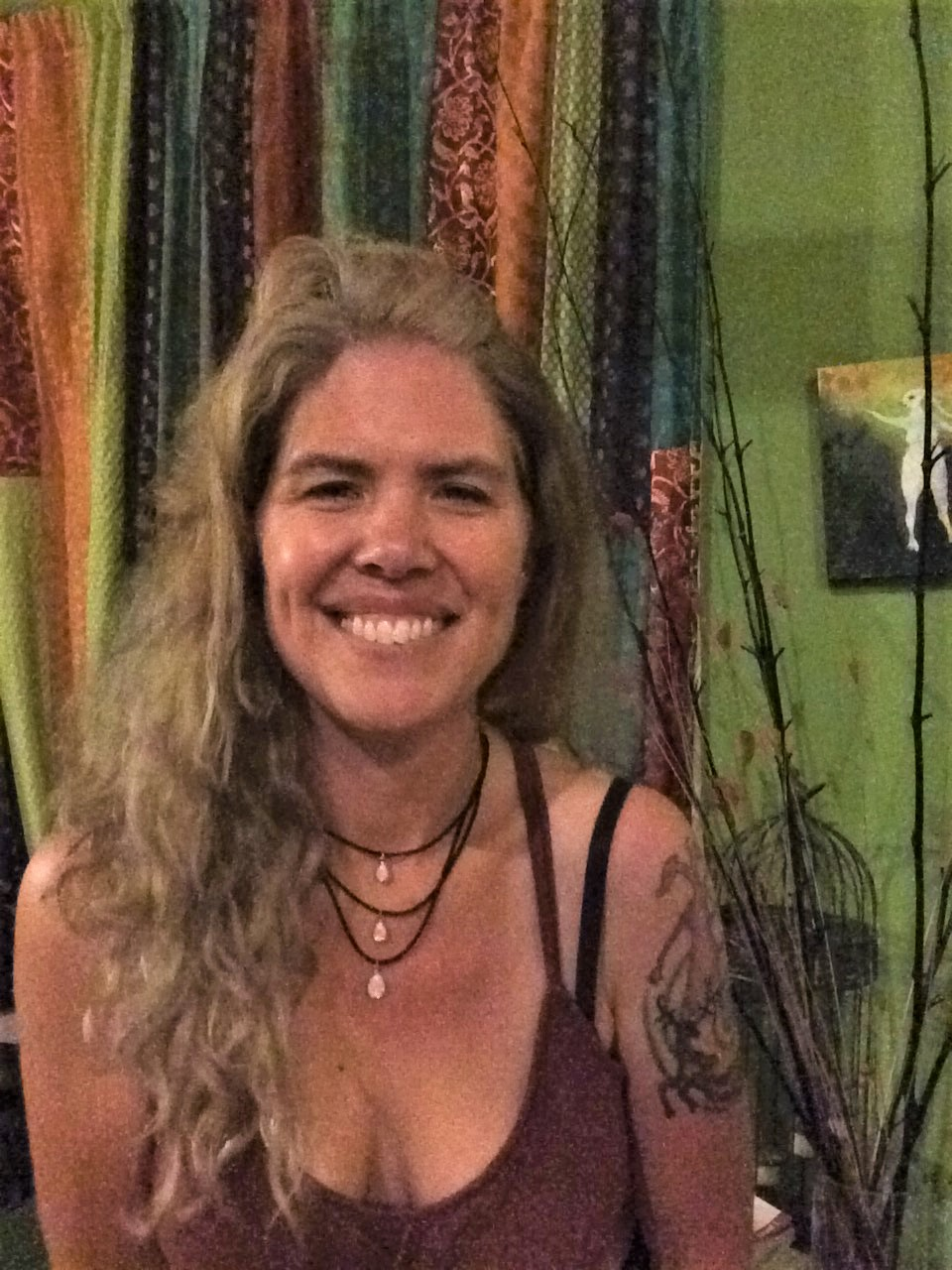 Hilary McLean - Self-Love Lab is run by me, Hilary McLean. I am an artist and art educator living in Southern California. I have a masters in Art Education, and am a certified Expressive Arts Practitioner.