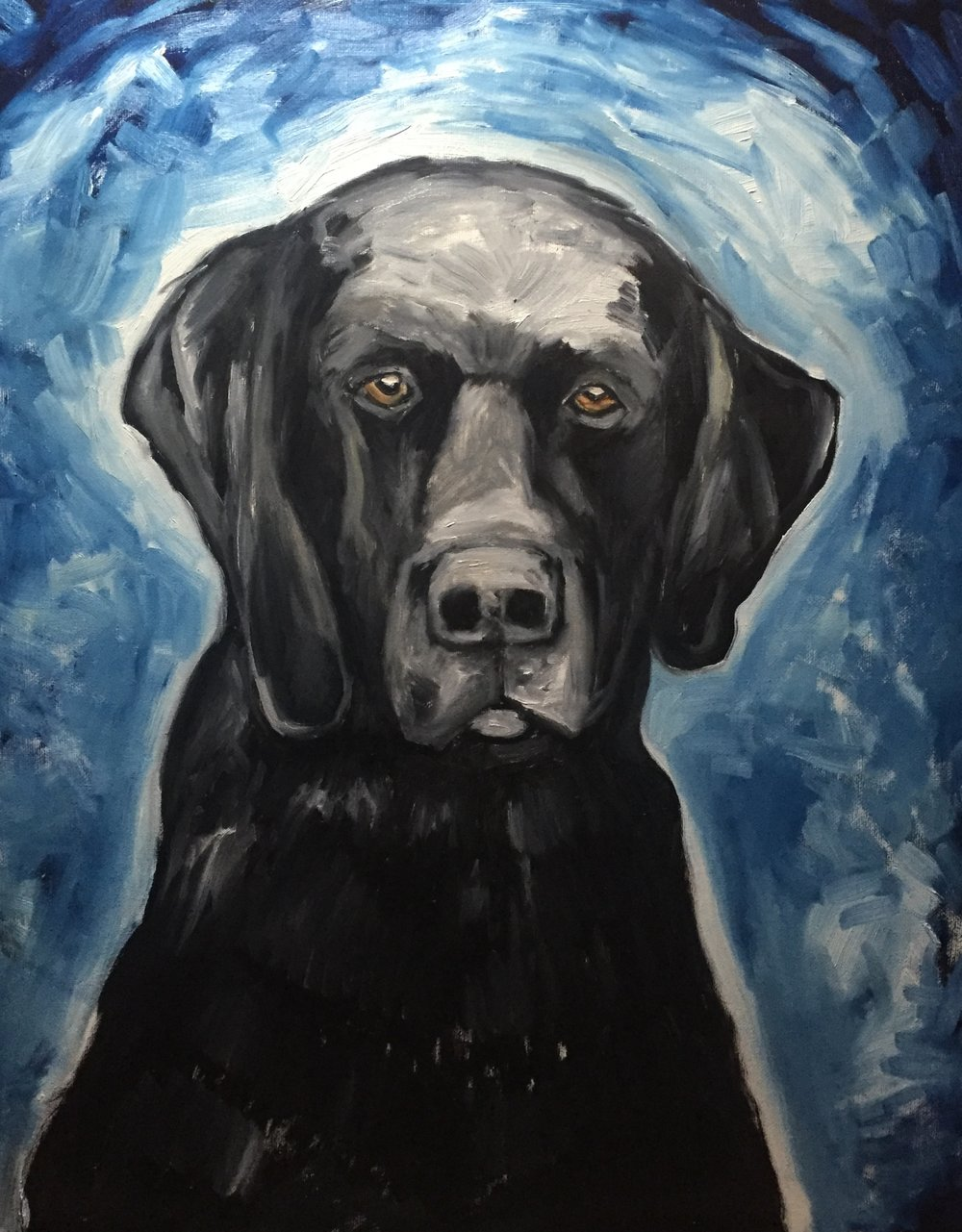Animals - We have all had a beloved pet or horse that continues to hold a special place in our heart.  What better way to immortalize that special animal than with a portrait.See More...