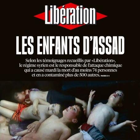 Cover: Libération