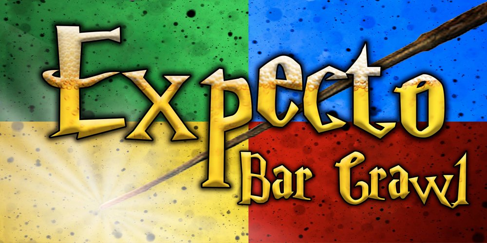 Wizards and Witches grab your robes and wands and transport yourself to Royal Oak because our SECOND ANNUAL Expecto Bar Crawl will commence on September 15th!!! Detroit Crawls is combining Wizardry and booze for an utterly magical mixture that you won't want to miss!  Must be 21+ to participate. Don't drink and drive, arrange a designated driver, take public transportation or call a cab/uber.