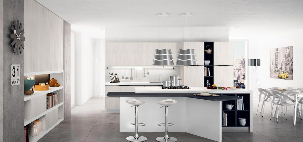 Traditional, contemporary and everything in between, kitchen design is our passion.