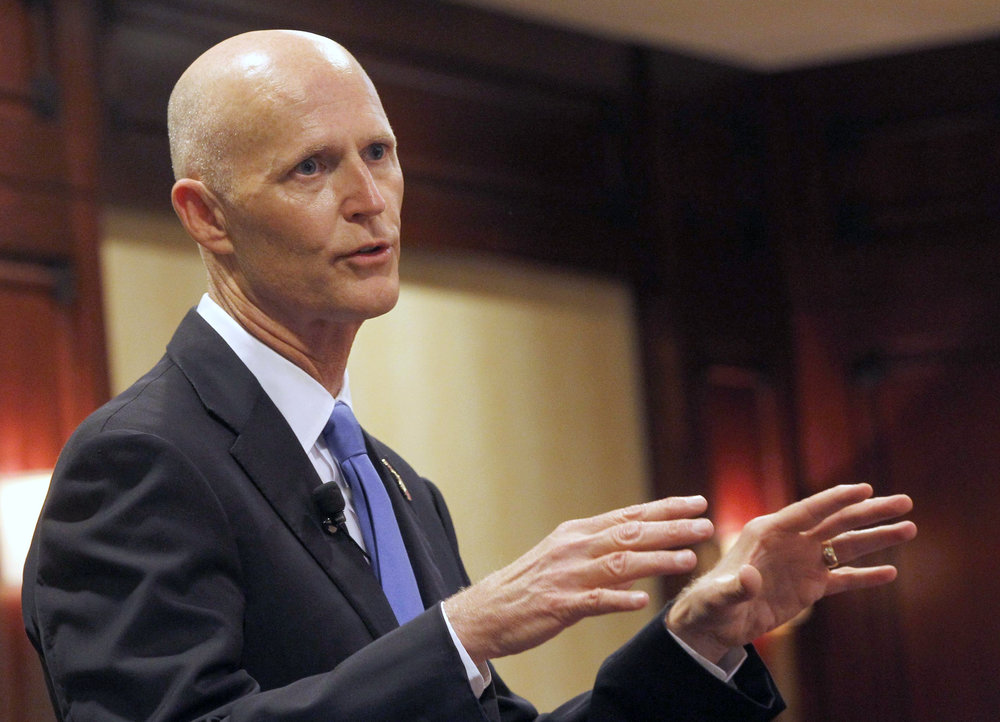 Rick Scott asks Trump administration to extend protection for Haitians  - Tampa Bay Times | May 12, 2017