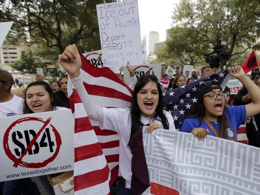 Austin, San Antonio file challenges against Texas 'sanctuary city' law - USA Today | June 2, 2017