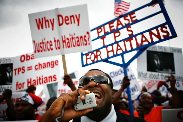 Protected status no longer justified for Central Americans and Haitians in U.S., State Dept. says - The Washington Post | November 3, 2017