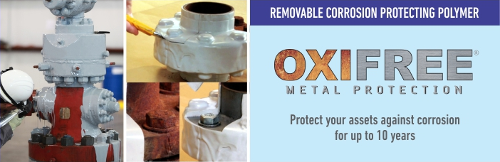 OXIFREE- Removable Corrosion Polymer