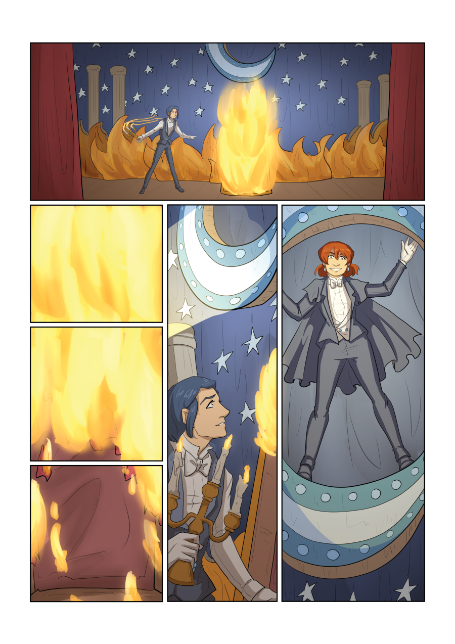Devils in Dreamland Page 3