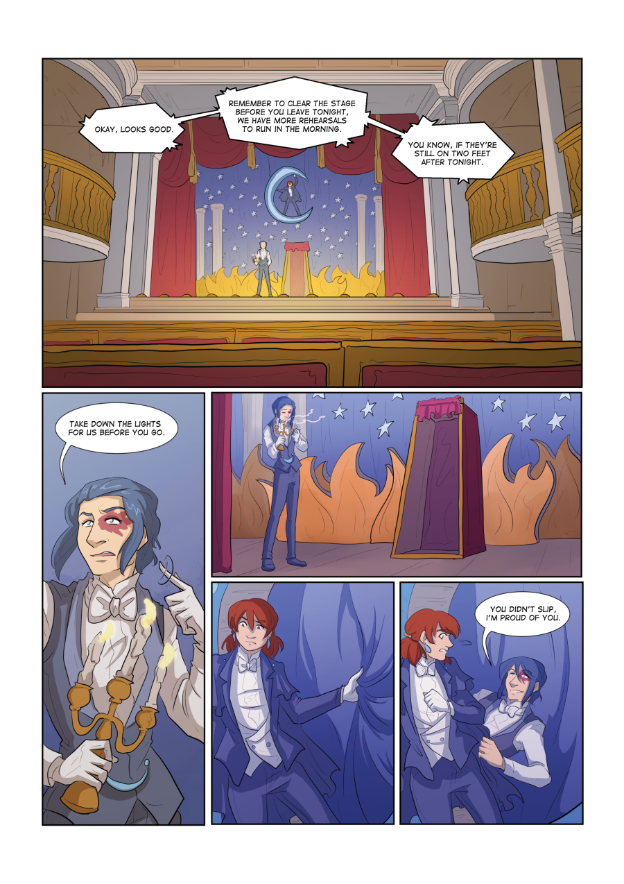 Devils in Dreamland Page 4