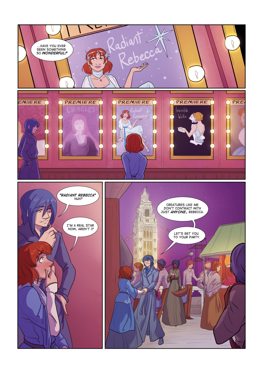 Devils in Dreamland Page 6