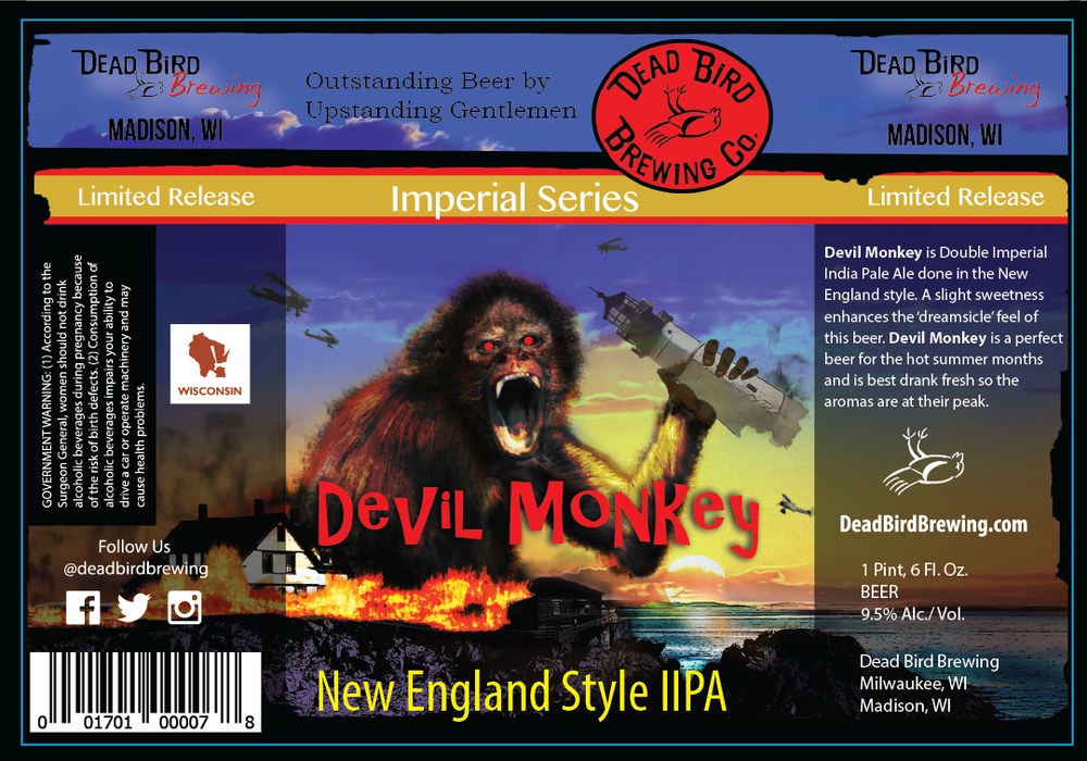 Devil Monkey