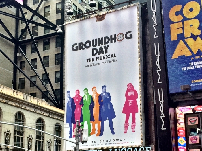 Groundhog Day 1