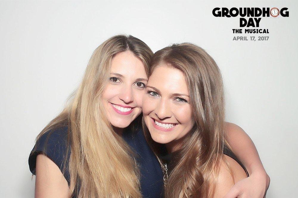 Katy Rudd, UK Associate Director & Amanda Morrison, Don't Sit Home Founder