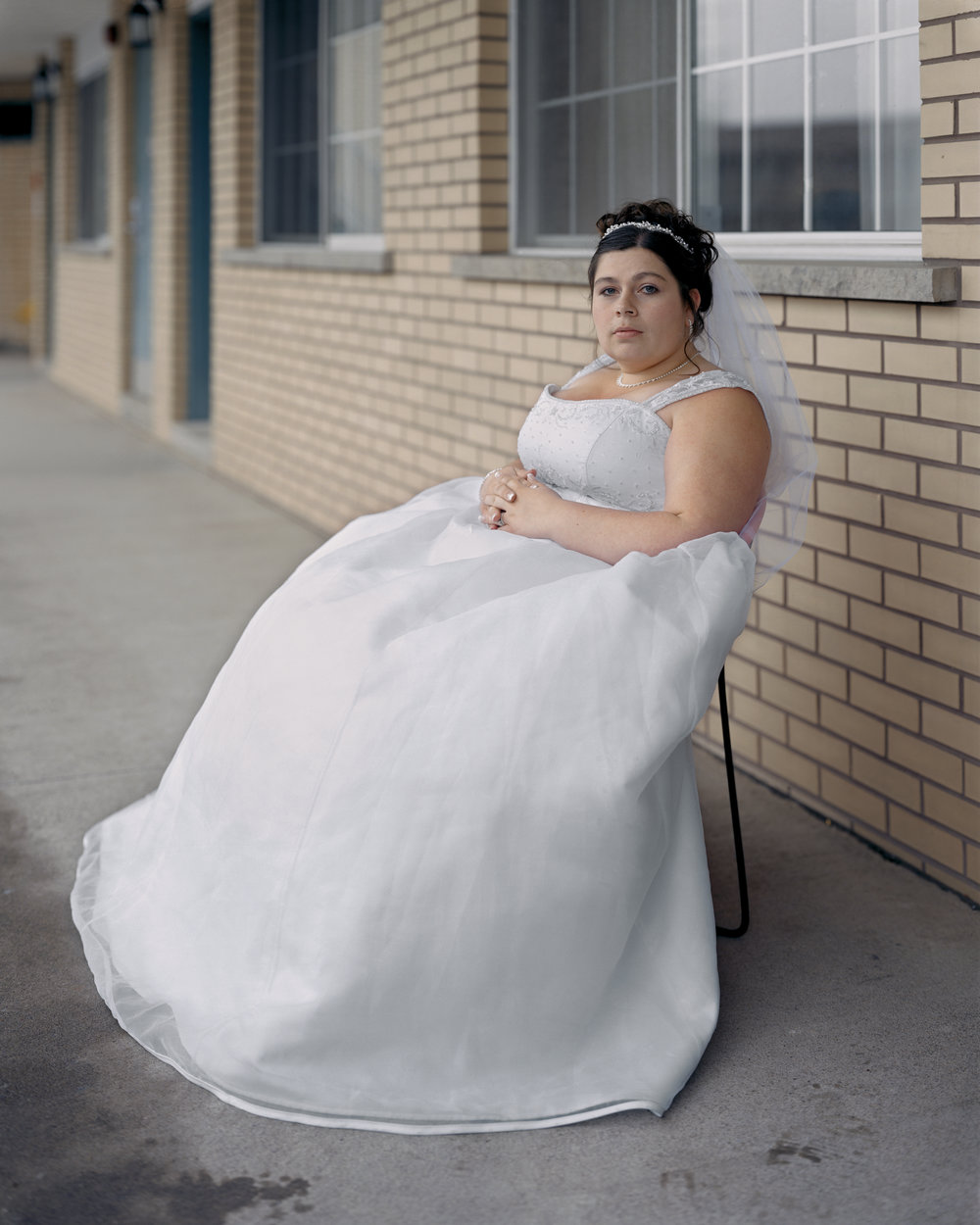 Alec Soth,  Melissa , 2005.Courtesy the artist and Sean Kelly Gallery.