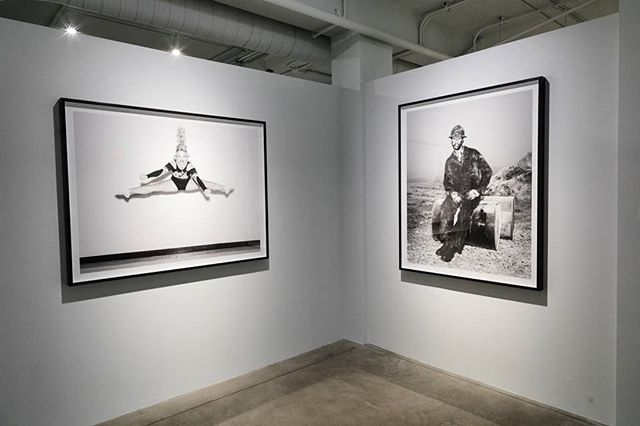 """""""I fell in love with the process of taking pictures, with wandering around finding things. To me it feels like a kind of performance. The picture is a document of that performance"""" - Alec Soth. ALEC SOTH, the exhibition featuring 27 photographs, is on view through August 12. We are open this weekend, Saturday 10am-5pm and Sunday 12pm-5pm. #contemporaryart #photography #performances #alecsoth #artmakescbus"""