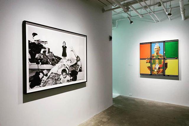 GO FIGURE and ALEC SOTH close at the end of this week on August 12, 2018! We have been so grateful to everyone who has visited the exhibitions so far, and if you haven't visited yet, we hope you can come this week during our regular hours, Wednesday - Saturday, 10am-5pm and Sunday 12pm-5pm to see these two memorable exhibitions. #contemporaryart #alecsoth #gofigure #photography #painting #collage #mixedmedia #visualarts #sculpture #lifeincbus #expcols #artmakescbus
