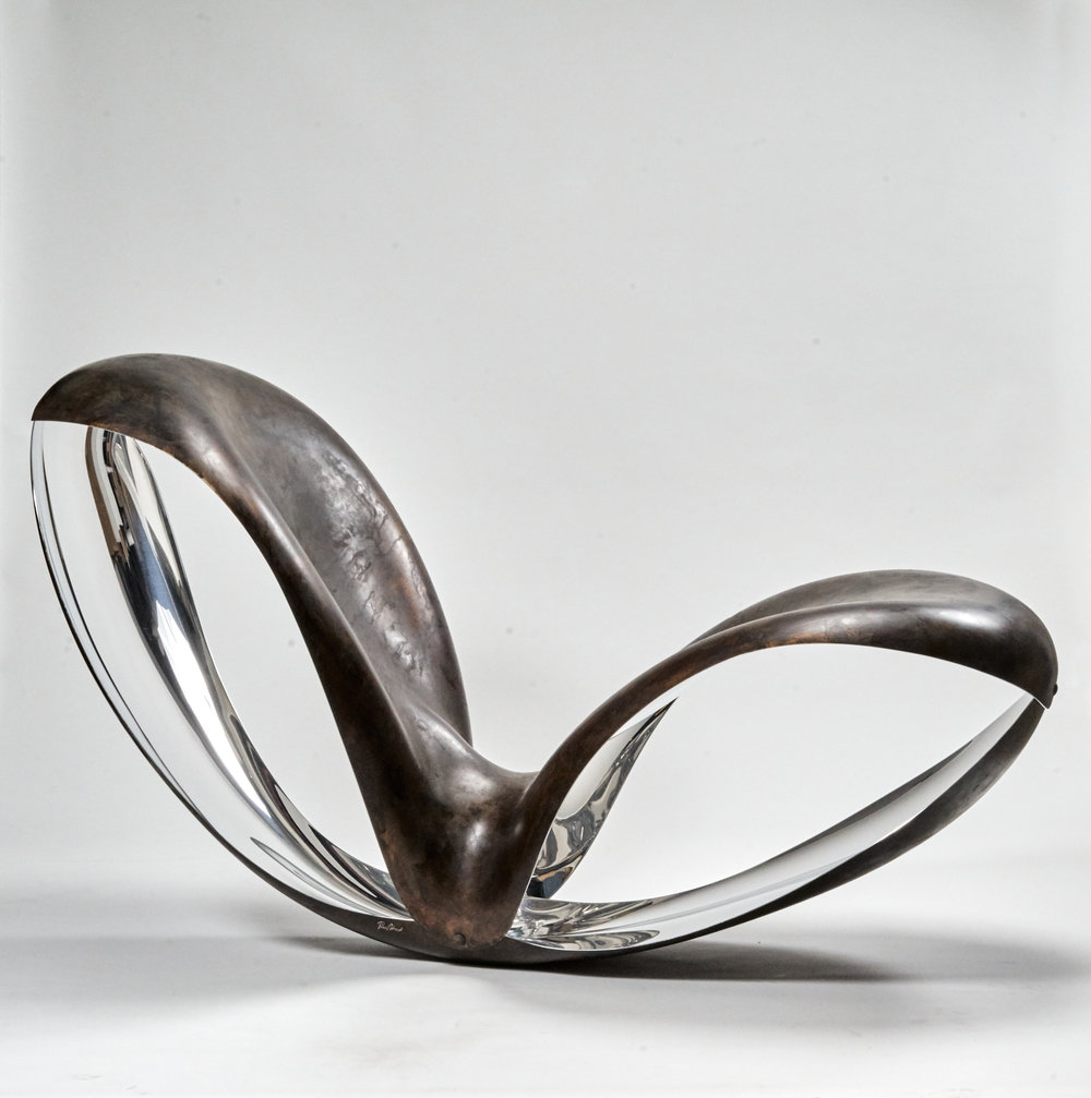 Ron Arad,   Bodyguard 4 , 2007. Courtesy of the artist. Photography by Alan Geho/Ralphoto.