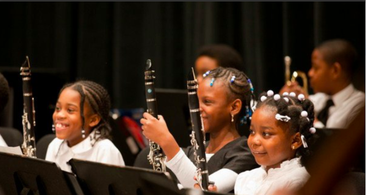 WQXR - 3 Music Education Initiatives Making Moves in NYC