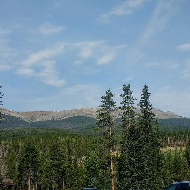 It's been real Breckenridge. But after 10 weeks on the mountain it's time to peace out.  #mountains #colorado #classicalmusic #travel #peaceout